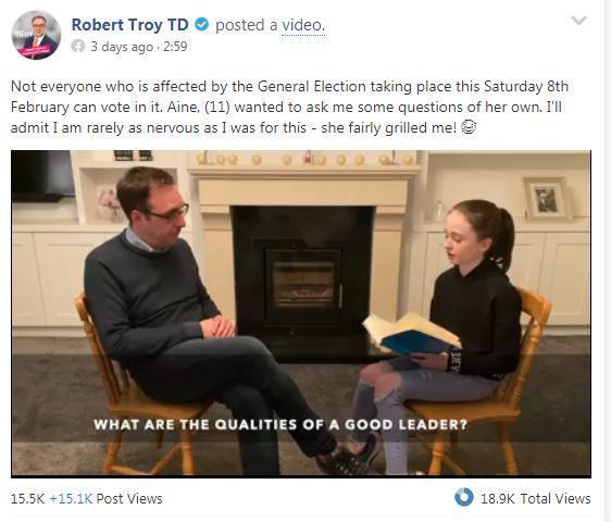 robert troy facebook