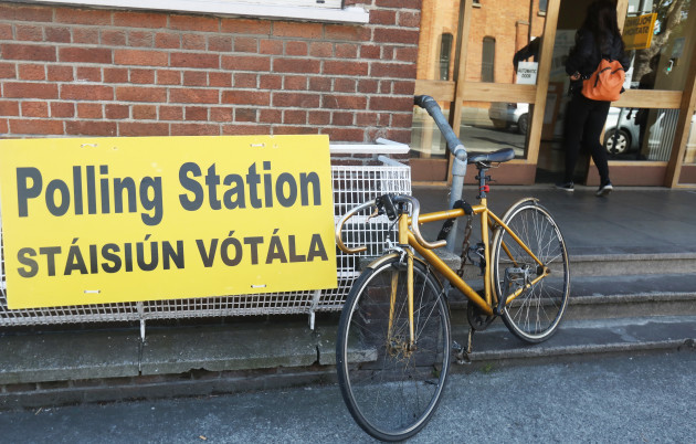 3638 Polling Station
