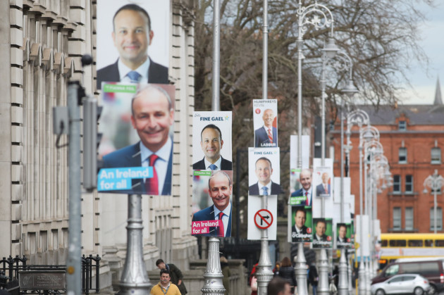 015 General Election Posters 2020