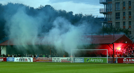 shamrock-rovers-supporters-in-the-shed-end-in-richmond-park-let-off-flares-before-the-game