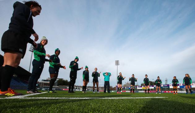 the-ireland-team-warm-up