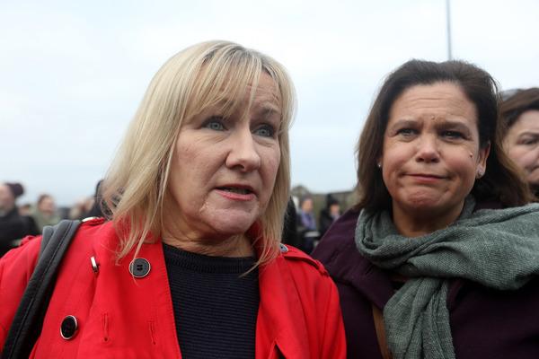 6797 Drogheda protest