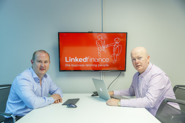 L to R_Niall Dorrian CEO and Peter O'Mahony Founder