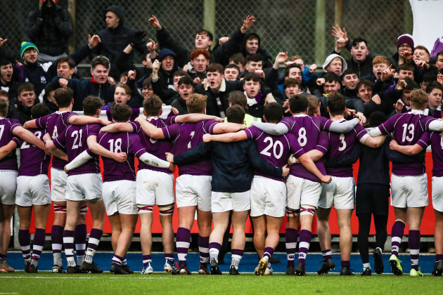clongowes-players-celebrate-after-the-game-with-supporters