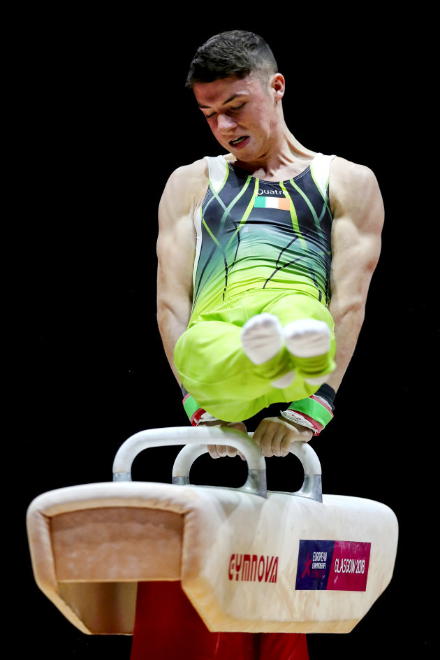 rhys-mcclenaghan-on-his-way-to-winning-the-gold-medal
