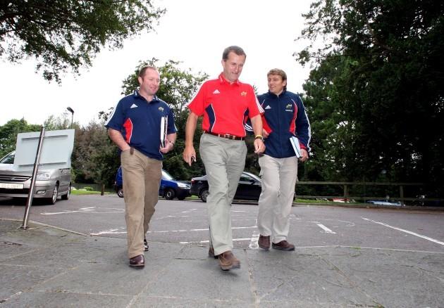 new-munster-coach-tony-mcgahan-munster-ceo-garrett-fitzgerald-and-team-manager-shaun-payne