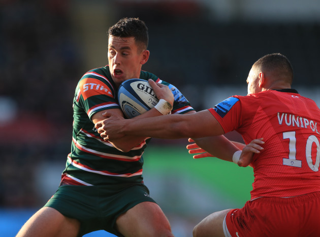leicester-tigers-v-saracens-gallagher-premiership-welford-road