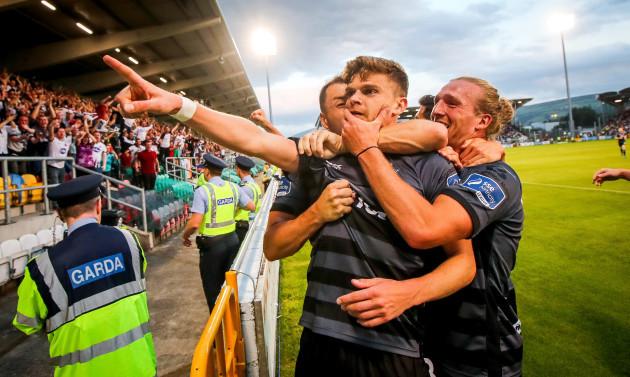 sean-gannon-celebrates-scoring-the-first-goal-brian-gartland-and-john-mountney
