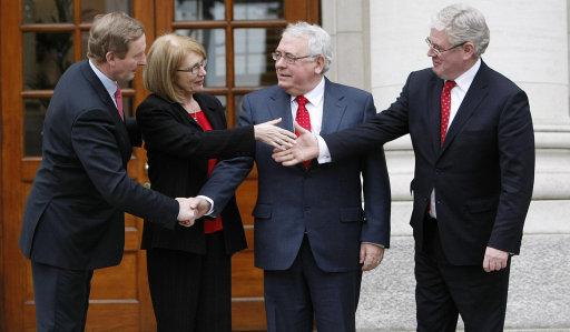 irish-ministers
