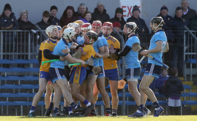 clare-and-dublin-players-scuffle-off-the-ball