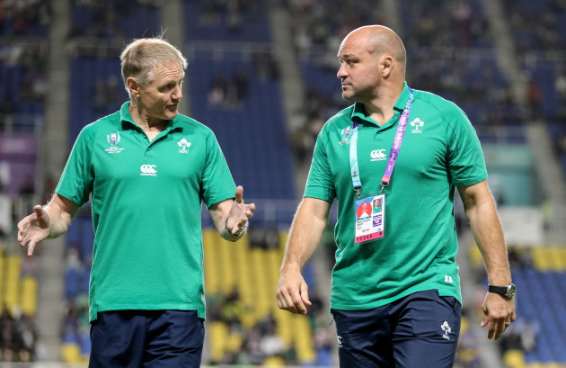 joe-schmidt-and-rory-best-before-the-game