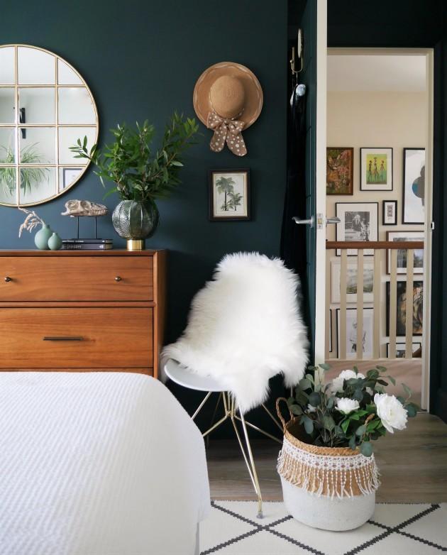 Bedroom and Landing
