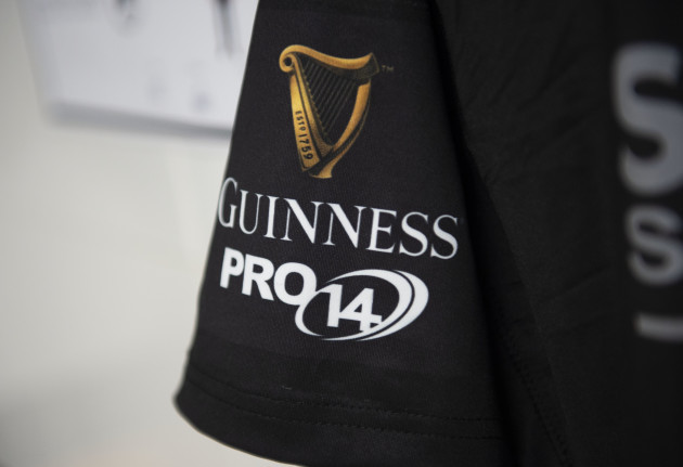 a-general-view-of-a-guinness-pro14-logo