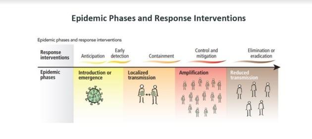 Epidemic phases