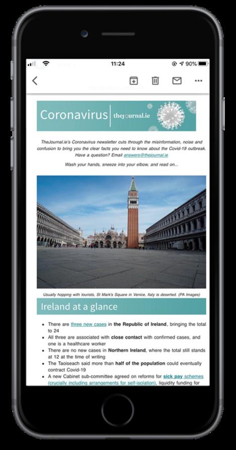 iPhone Newsletter 3