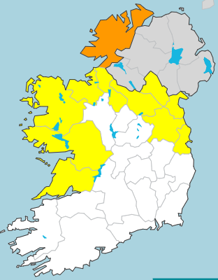 met eireann march