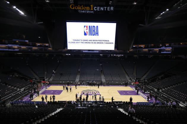 virus-outbreak-pelicans-kings-postponed-basketball