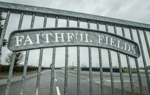 a-view-of-the-offaly-gaa-centre-of-excellence-faithful-fields-closed-as-the-coronavirus-brings-a-stop-to-all-irish-sport-until-at-least-march-29th