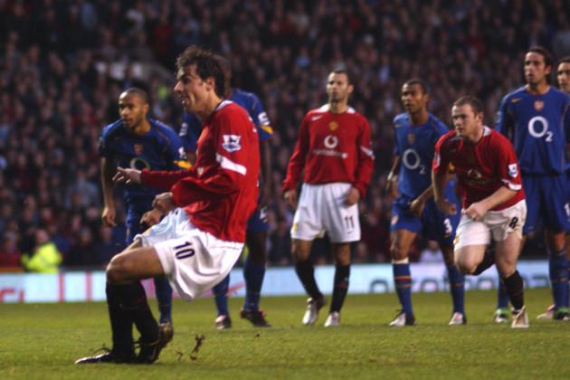 soccer-fa-barclays-premiership-manchester-united-v-arsenal