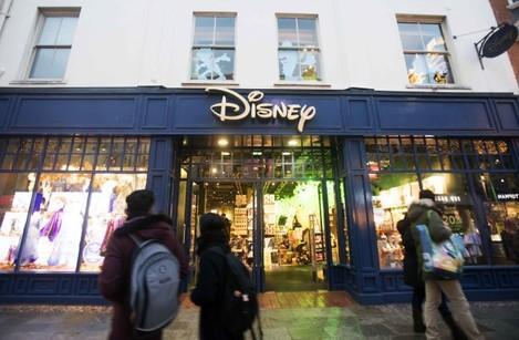 8052 Disney store copy