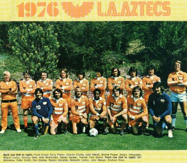 Aztecs 76 Road Team 3