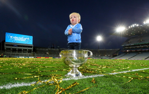denis-basticks-son-aidan-in-the-sam-maguire-after-the-game