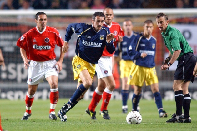 soccer-worthington-cup-second-round-charlton-athletic-v-oxford-united