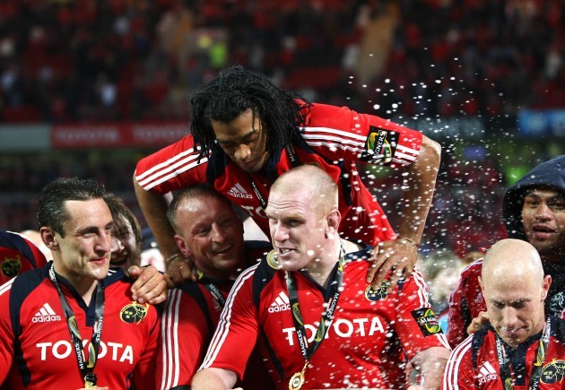 mick-odriscoll-paul-oconnell-lifeimi-mafi-and-peter-stringer-with-the-magners-league-trophy