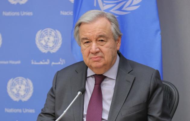 secretary-general-antonio-guterres-presser-on-climate