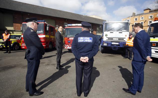 6968 NO FEE Taoiseach Civil Defence