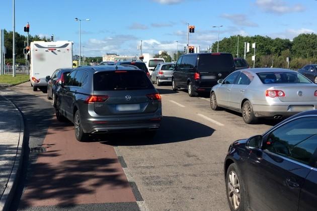 Headford Road - Martina Callanan - Blurred