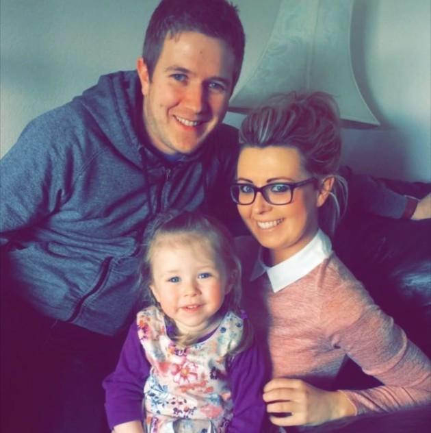 Brendan O'Donoghue family