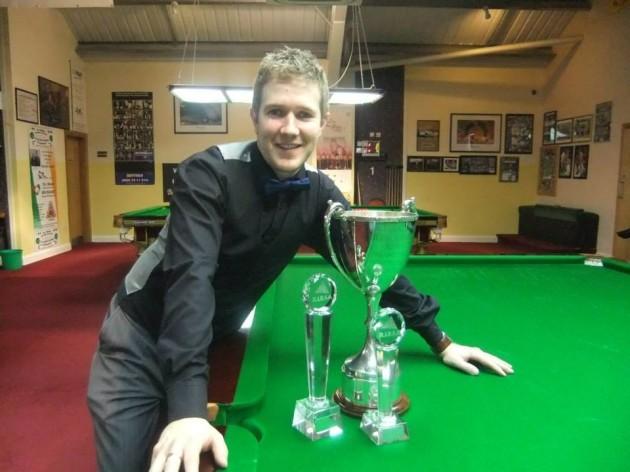 Brendan O'Donoghue trophy