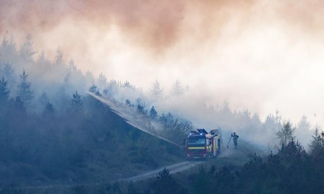 newry-wildfire