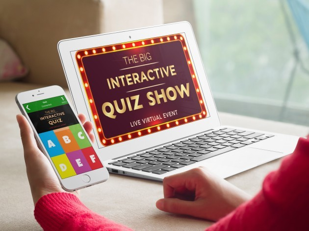 The Big Interactive Quiz Show 2