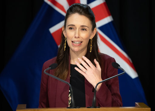 new-zealand-wellington-prime-minister-press-conference