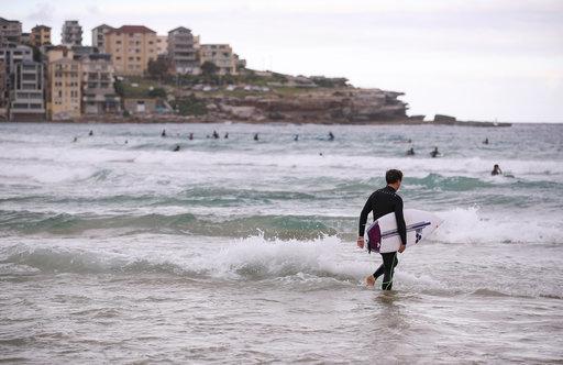 australia-sydney-covid-19-beach