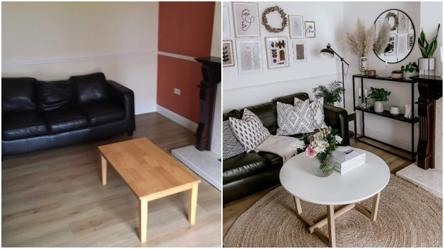 Dull To Delightful 6 Readers Share Their Before And After Living Room Transformations
