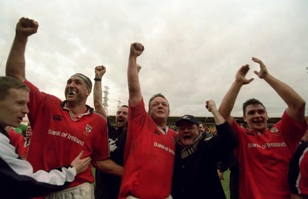 john-langford-mick-galwey-and-david-wallace-celebrate-11121999