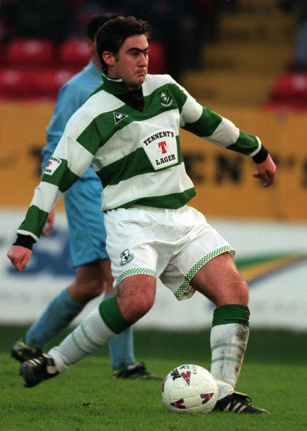 Marc Kenny Rovers