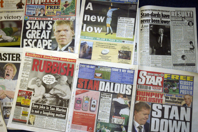 papers-after-irelands-dismal-1-2-win-over-san-marino