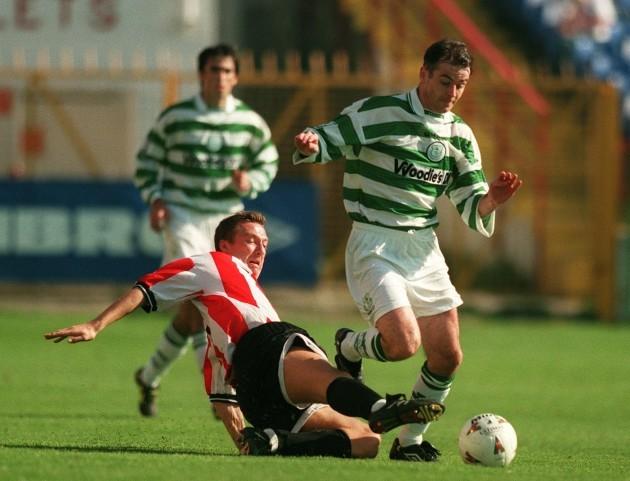 Derek Tracey Liam Coyle