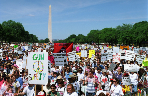 environment-lifestyle-firearms-parental-maternal-protest-march-marchers-moms-mothers