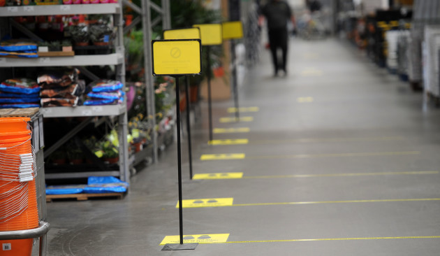 B&Q has announced that stores are now open with social distancing measures in place (3) (1)