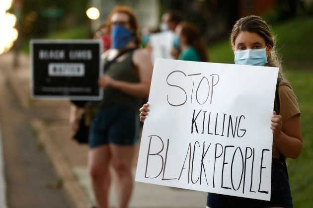 protest-in-memphis-after-death-of-george-floyd