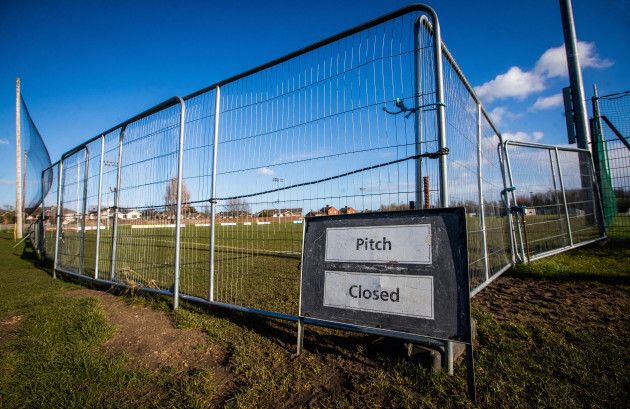 a-view-of-st-vincents-gaa-club-as-the-coronavirus-brings-a-stop-to-all-irish-sport-until-at-least-march-29th