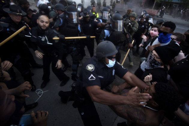 minneapolis-police-death-protests