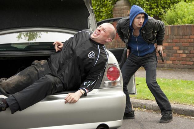 11 Nidge and Darren escape
