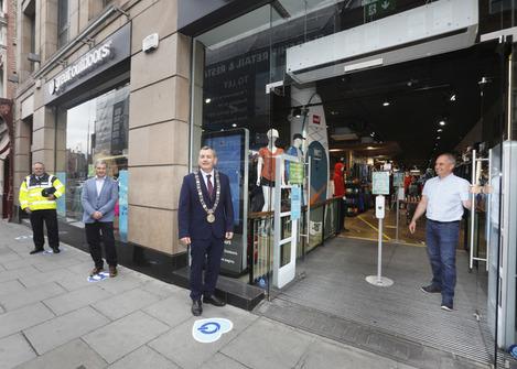 4 NO FEE Dublin Partially Reopens