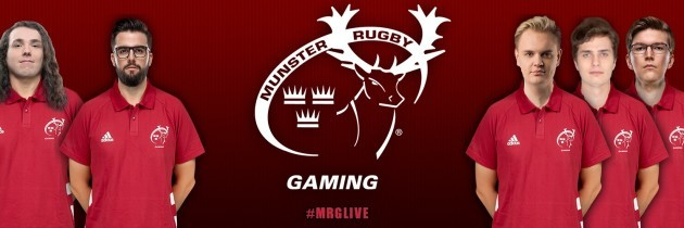 Munster-Rugby-Gaming-Team